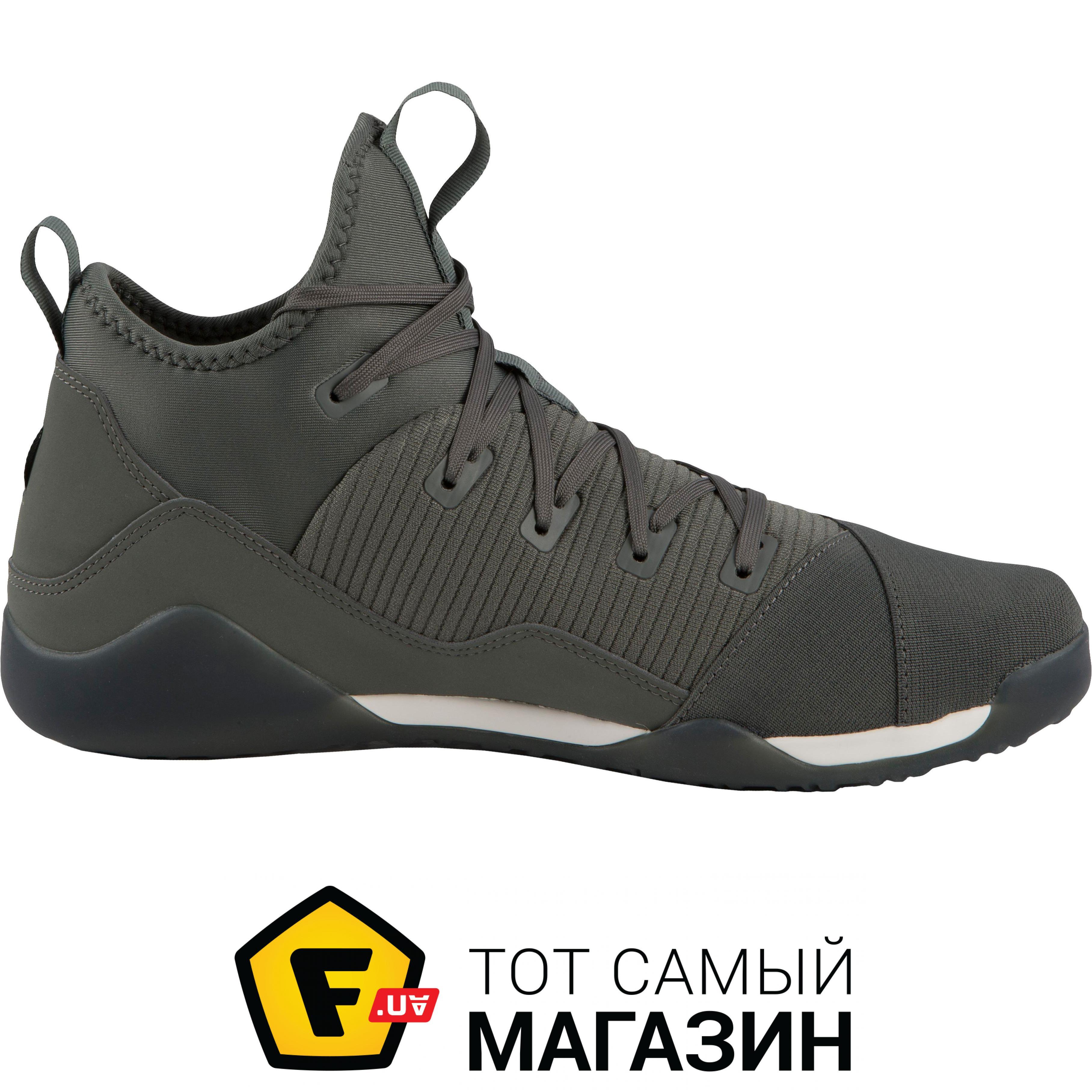 f5fb548dac406a ᐈ REEBOK Combat Noble Mid Boxers 42, серый (REBD2) ~ Купить? ЦЕНА ...