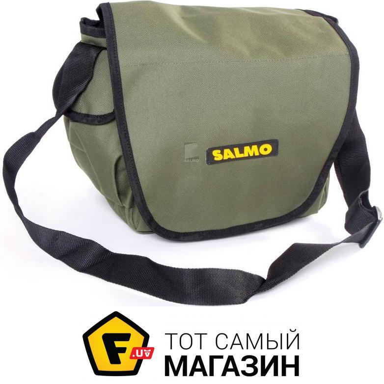 93d505493413 ᐈ 1951 Сумка рыболовная наплечная SALMO 26х25х14 ~ Купить? ЦЕНА ...