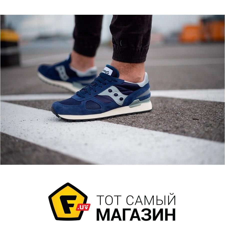 uk availability d2759 8a391 Saucony Shadow Original Vintage 7, navy/white (70424-3s)