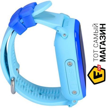 ᐈ SMART BABY WATCH Aqua Q300-DF Голубые ~ Купить  ЦЕНА Снижена ... cced9409203c6