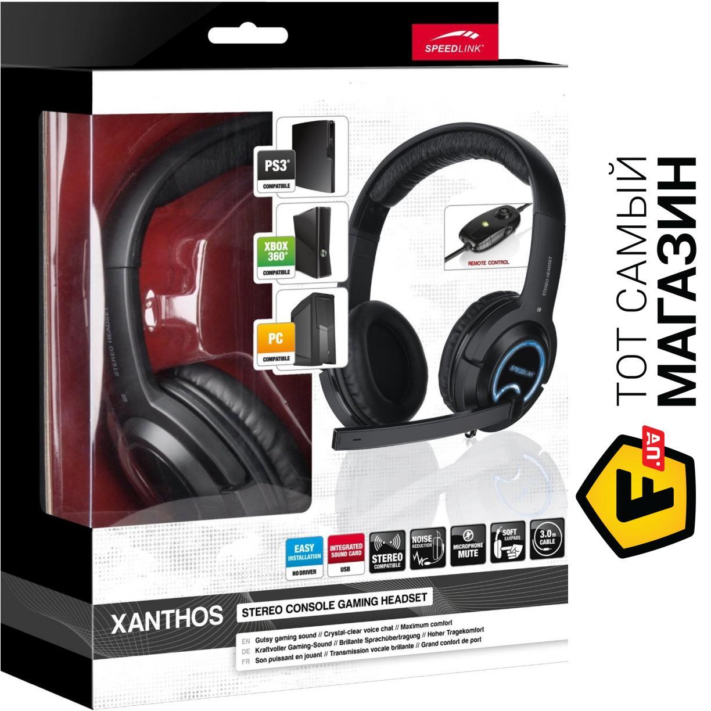 ᐈ Speedlink Xanthos Sl 4475 Bk надо купить цена снижена Fua