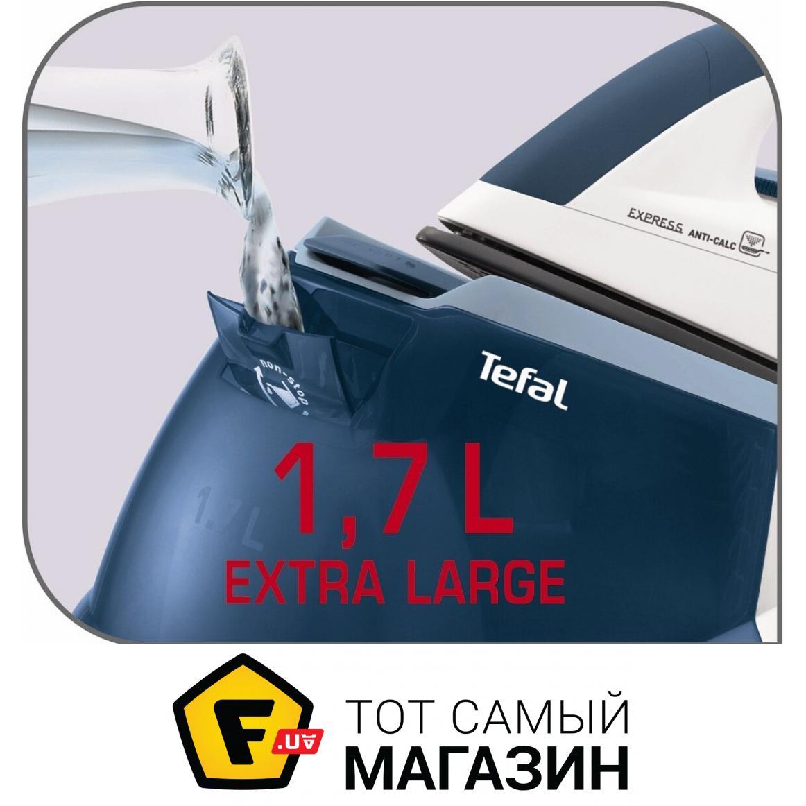 tefal pro express anti calc manual