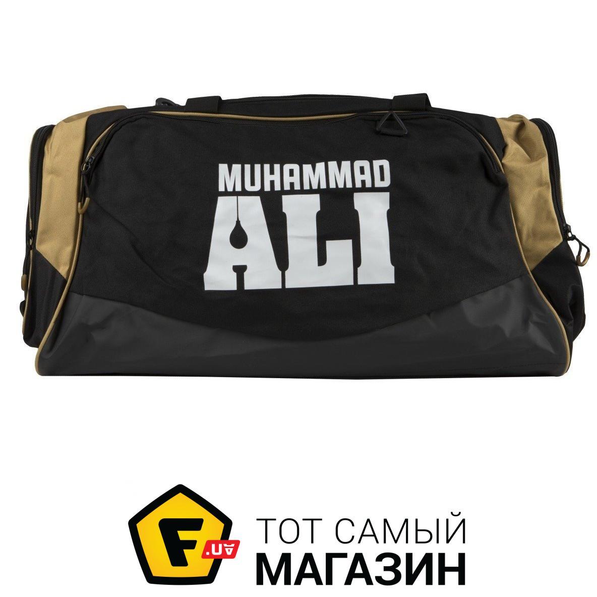 f51dd9c357ca ᐈ TITLE BOXING Ali Super Sport Gear Bag черный/золотой ~ Купить ...