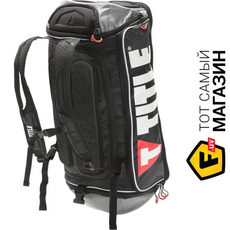 291ba2e77b67 Title Boxing Excel Hyper Sport черный/серебристый (TBAG-16) Назначение: для