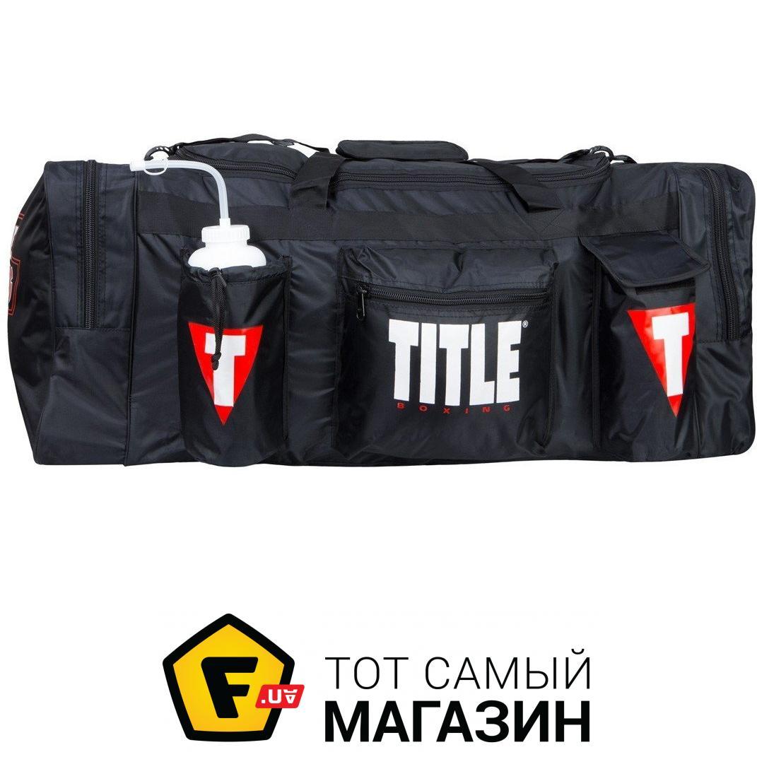 89ac1242784b ᐈ TITLE BOXING Super Heavyweight Team Equipment Bag черный (TBAG21 ...