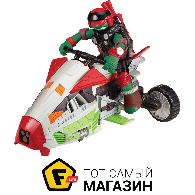 ᐈ TMNT Черепашки-Ниндзя. Рафаэль и боевой квадроцикл ...