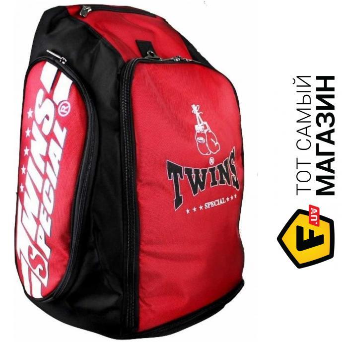 a179fd4ee609 ... Twins Special BAG-5 красный/черный Назначение: для бокса, 2 из 4