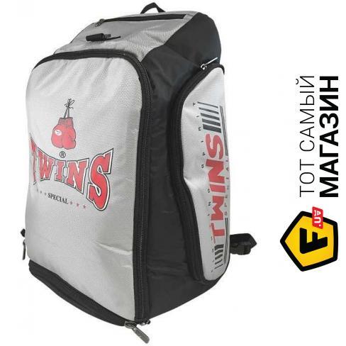 bba835372533 Спортивная сумка Twins Special Special Backpack черный/серый (BAG5) ...