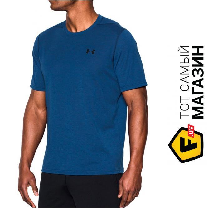 NWT Under Armour Men/'s UA Threadborne Siro SS T-shirt Top Black Shirt S M L XL