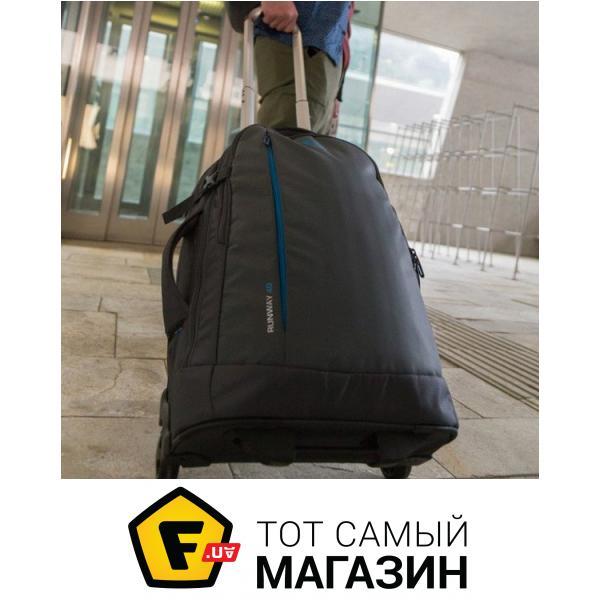 e7ad7c024cc8 ... Дорожная сумка Vango Runway 40 Carbide Grey (925312) Материал:  полиэстер, 3 из