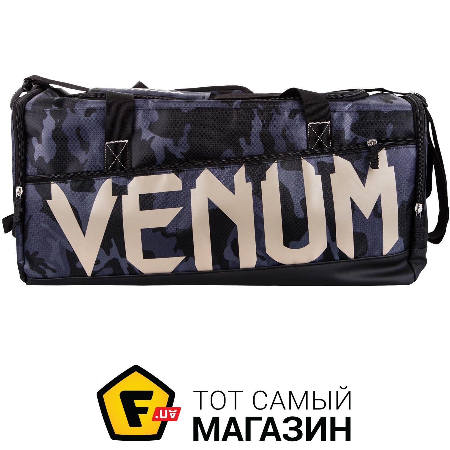 fb0719e06d07 Venum Sparring Sport Bag один размер, камо (02826) Назначение: для бокса,