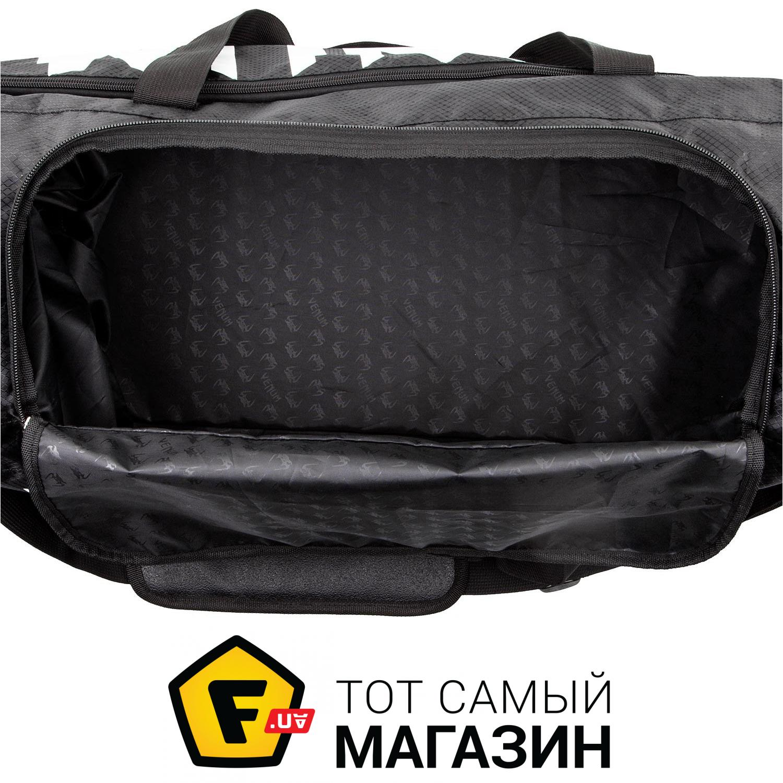 44a6fa91e97e ᐈ VENUM Sparring Sport Bag один размер, черный/белый ~ Купить? ЦЕНА ...