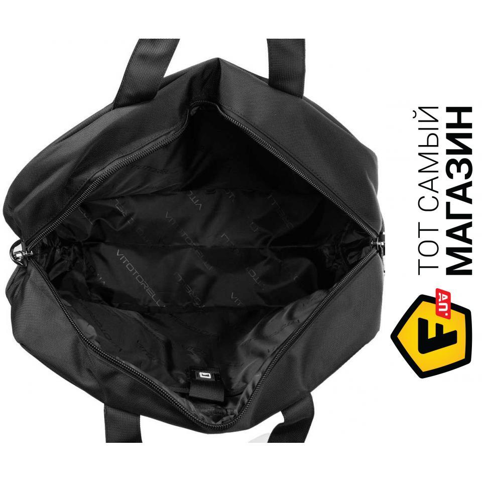 9cd2d08791ed Дорожная сумка Vito Torelli VT-K610-black Вес: 1.04 кг, 7 из