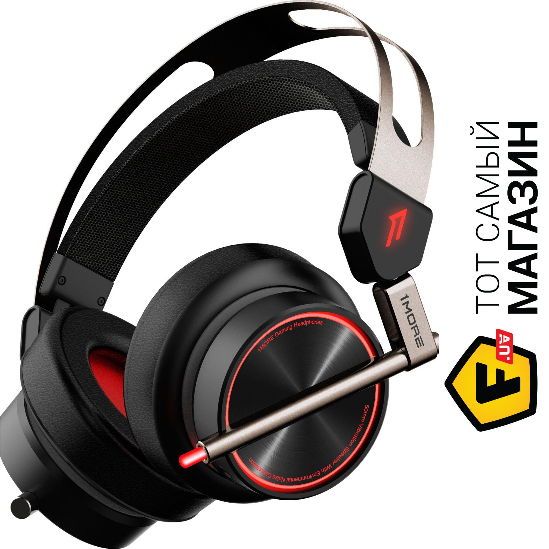 ᐈ XIAOMI 1More Spearhead VRX Gaming Headphones Black ~ Купить  ЦЕНА ... 890ce79637bcf