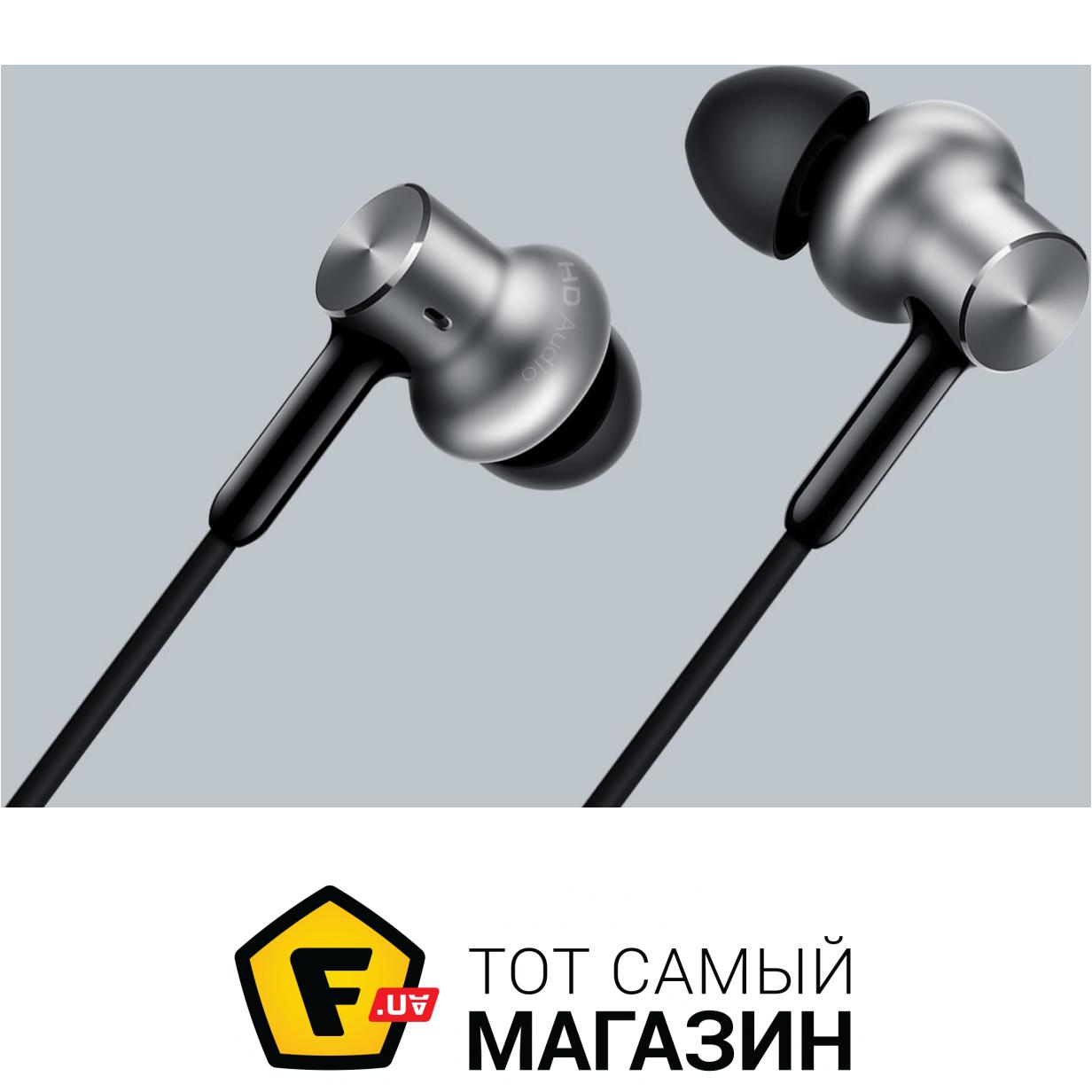 ... Xiaomi Mi In-Ear Headphones Pro HD Silver (ZBW4369TY) Подключение    проводное 4ce2475aab31e