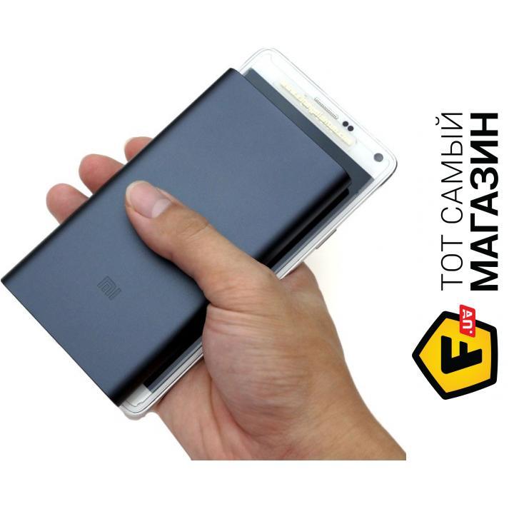 ᐈ Xiaomi Mi Power Bank 2 10000мач Black цена снижена Xiaomi