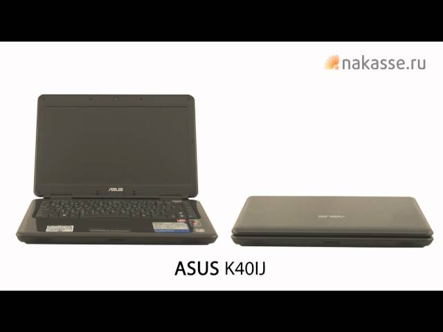 Asus K40IL Notebook Power4Gear Hybrid Drivers (2019)